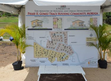 Gomez Trace Housing Development