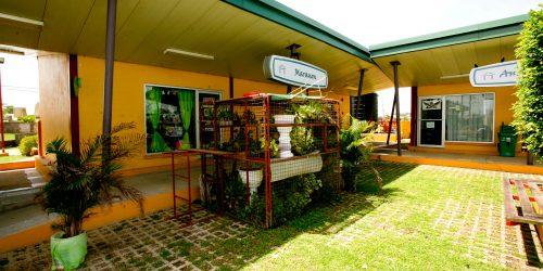 Cashew Gardens Village plaza