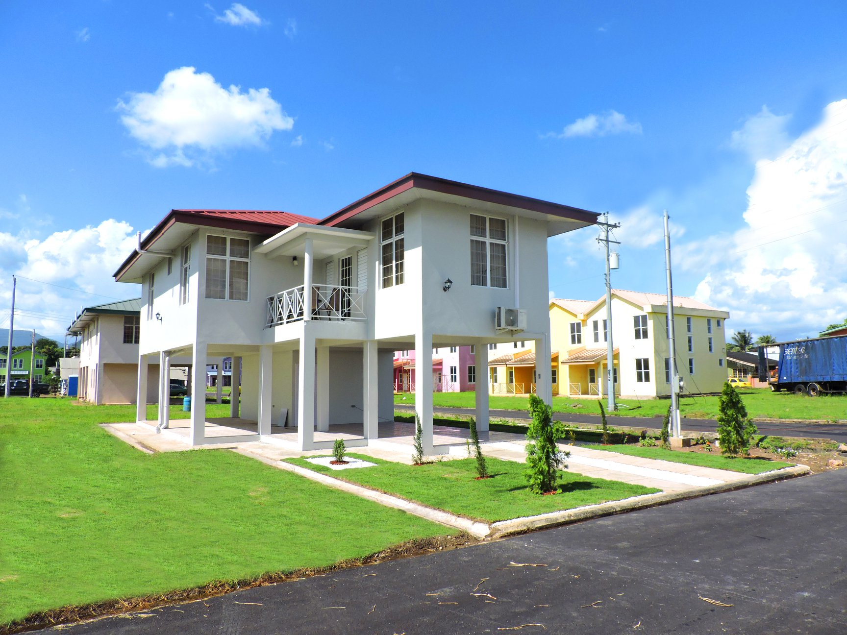 Stalled to Completion – Real Spring Housing Community