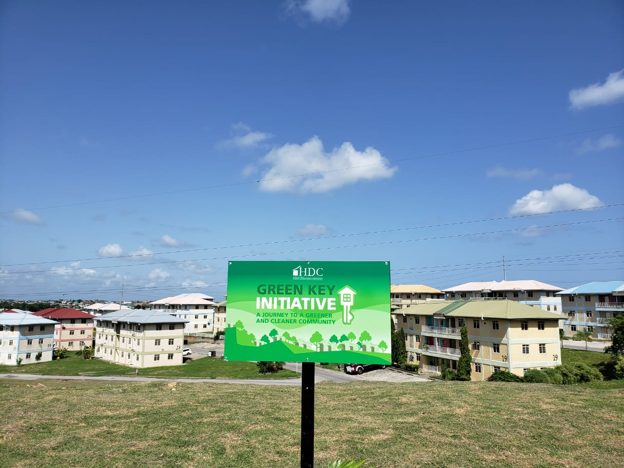 HDC's Green Key Initiative